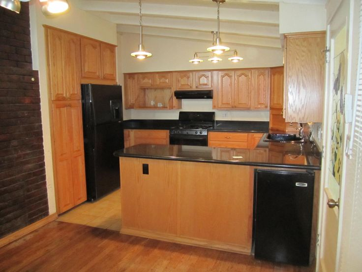 Image Result For How To Restain Kitchen Cabinets