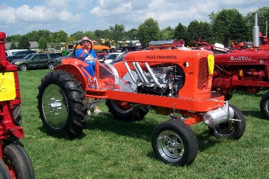 Souped Up Tractor : Best images about rat rod tractors on pinterest