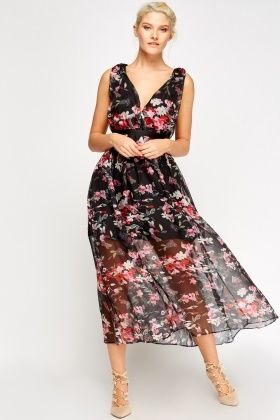 Summer dress size 6 uk 5 pound