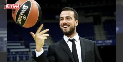 Melih Mahmutoğlu 3 yıl daha Fenerbahçede!: Fenerbahçe Erkek Basketbol Takımı kaptan Melih Mahmutoğlunun sözleşmesini üç yıl uzattı.