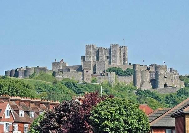 Dover Castle de tour door de tunnels is geweldig Operation Dunkirk