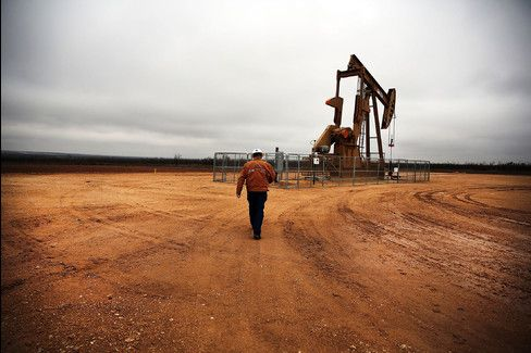 The Price of Oil Is About to Blow a Hole in Corporate Accounting - Bloomberg Business
