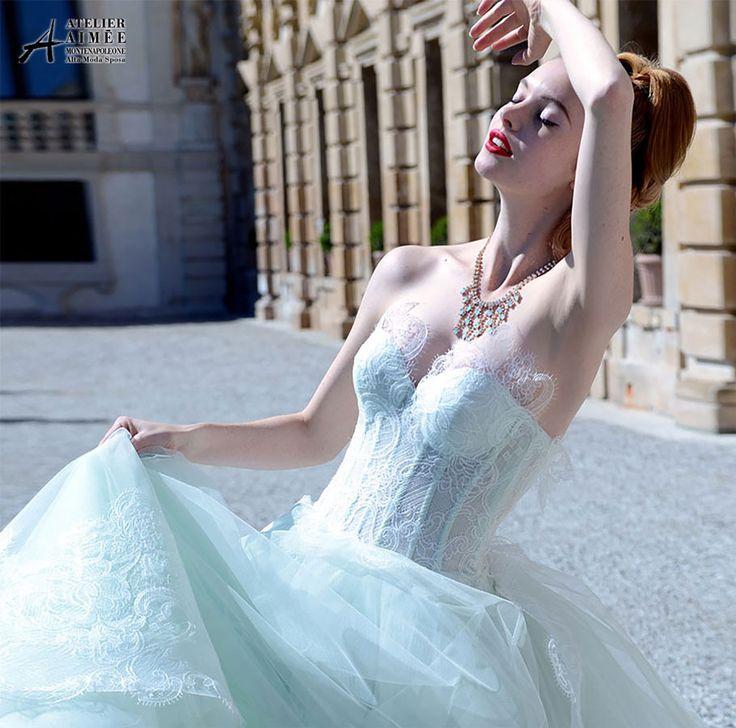 Atelier Aimee - Collezione abiti da Sposa 2016   Passaro Sposa