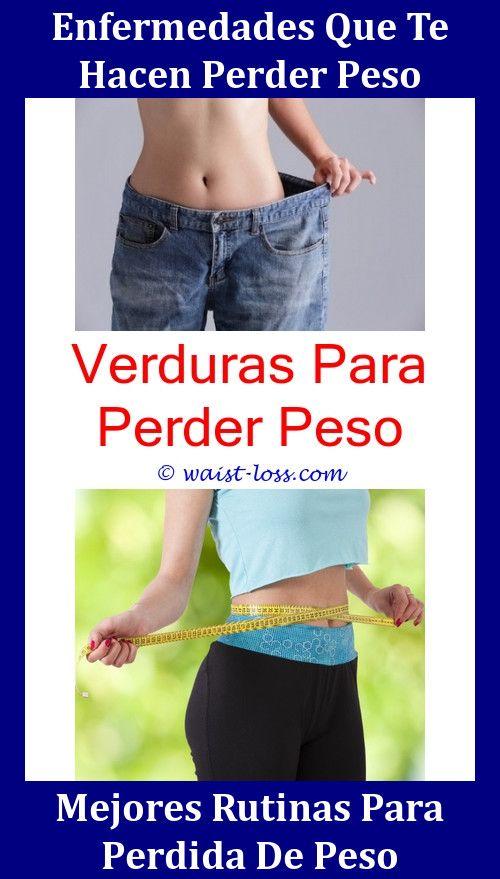 perdida de peso rapido enfermedad