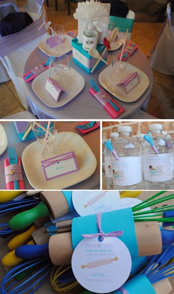 Best Kids Cooking Party Ideas On Pinterest Fun Snacks For - Childrens birthday party events