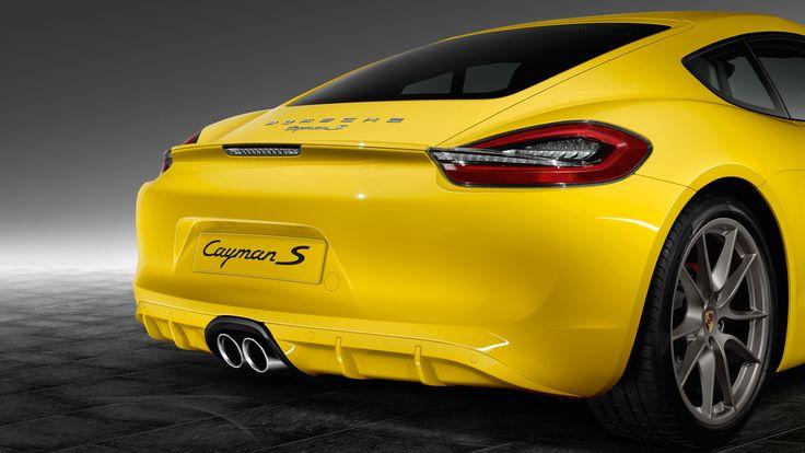 The 2015 Porsche Cayman – One Step Ahead - http://pixycars.com/the-2015-porsche-cayman-one-step-ahead/ - #Porsche