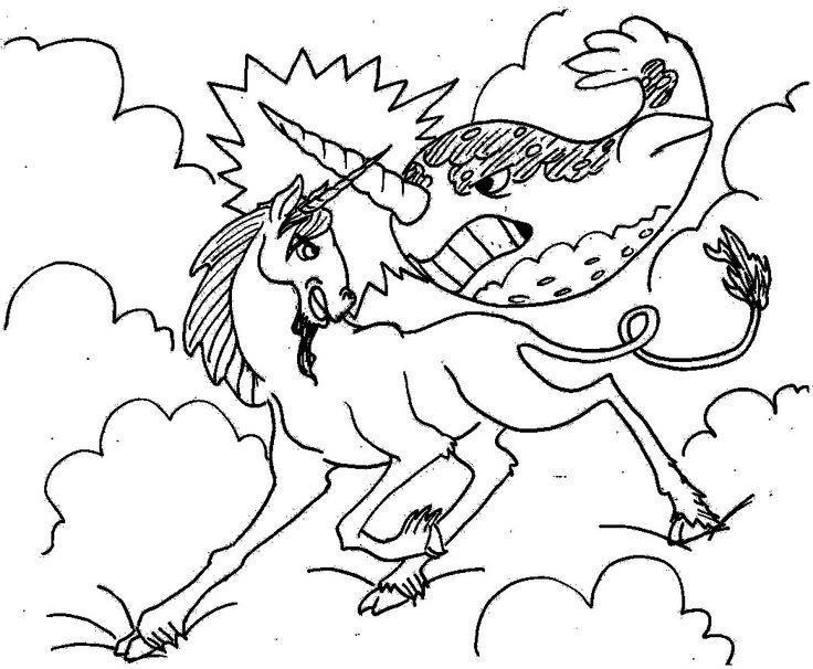 Unicorns Are Fighting