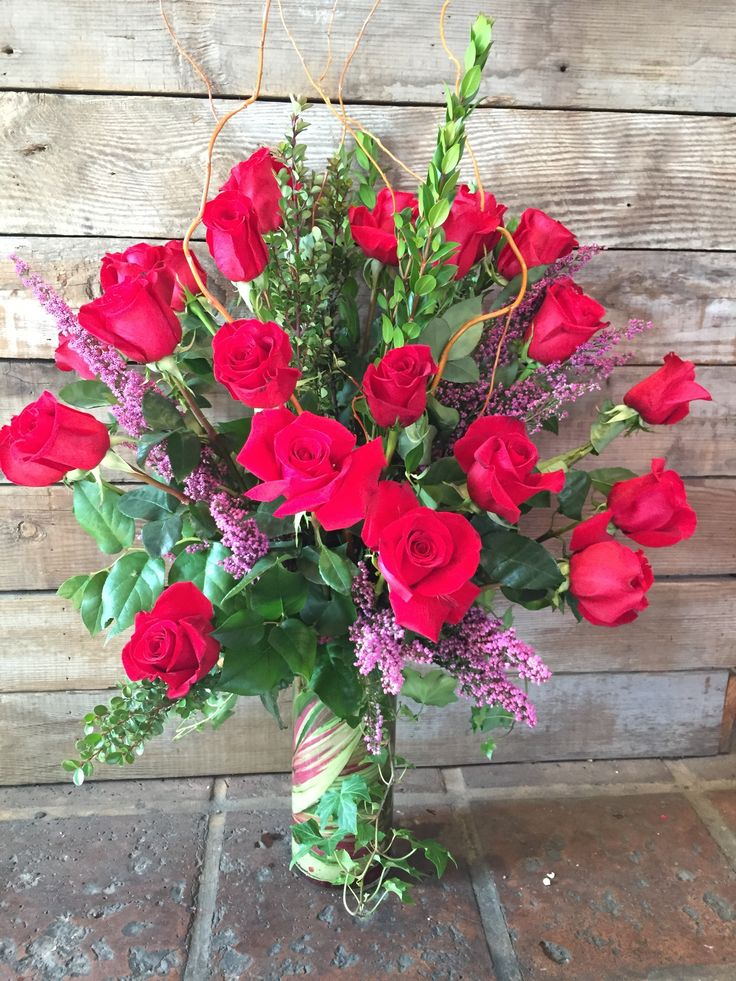 Send 2 Dozen Rose Arrangement  in Manhattan Beach, CA from Growing Wild, the best florist in Manhattan Beach. All flowers are hand delivered and same day delivery may be available.