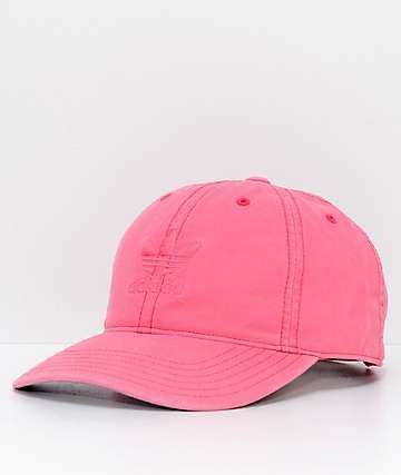 adidas Women s Relaxed Chalk Pink Strapback Hat  5a4419dbe