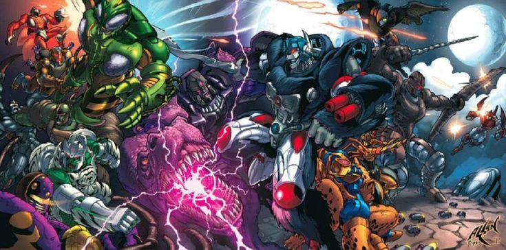 Beast Wars And Beast Machines (1996–2000)