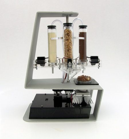 3D candy printing - awesome!Join the 3D Printing Conversation: http://www.fuelyourproductdesign.com/