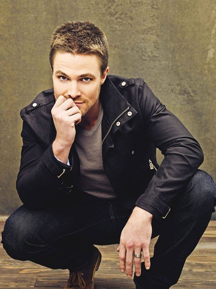Stephen Amell  Swoon!