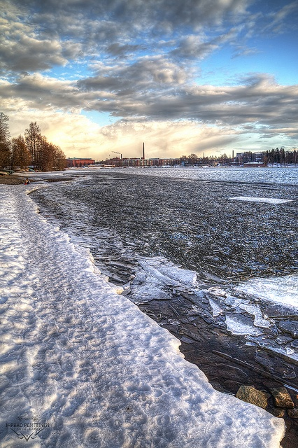 Pyhäjärvi, Tampere, Finland- My father grew up here then immigrated to Canada when he was 18yrs old.