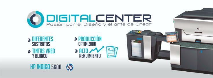 Digital Center | #Impresion y #Pendones | #Colombia