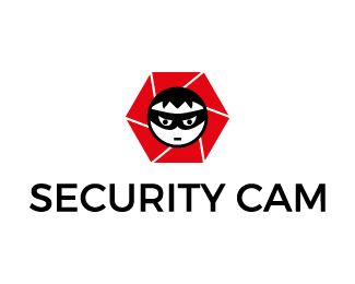 Logo Design - Security cam