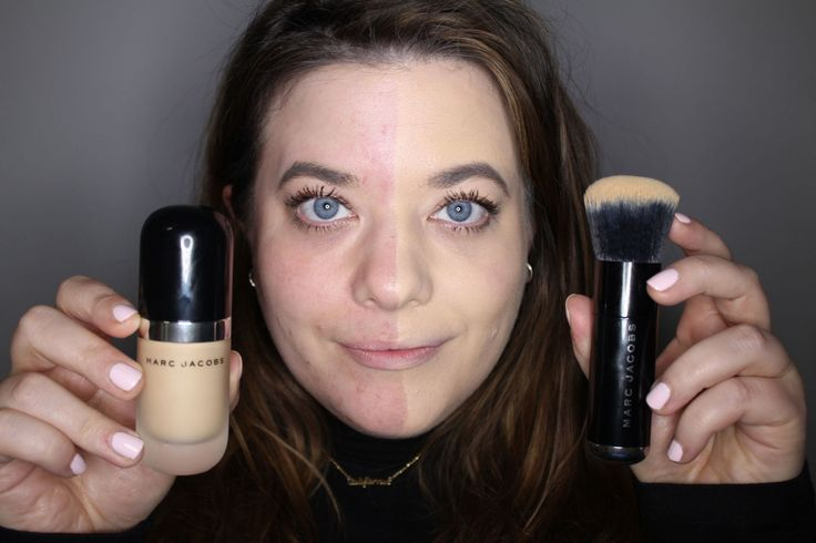 The 5 best full coverage foundations tested on half a face Marc Jacobs re(Marc)able $37