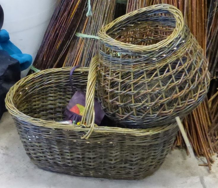 Willows: Willow weaving classes in Wainfleet, Ontario