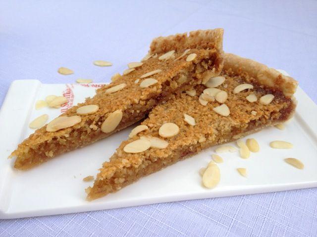 Bakewell Tart (Bakewellský koláč)