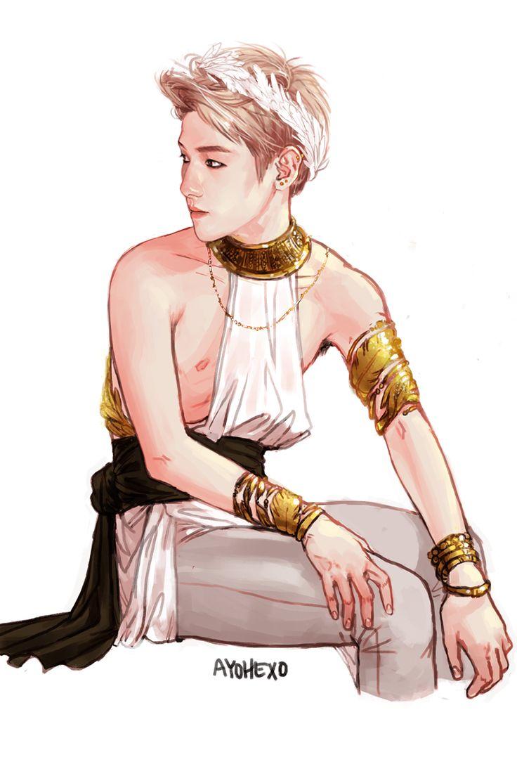 prince!au - prince baekhyun do not edit or repost