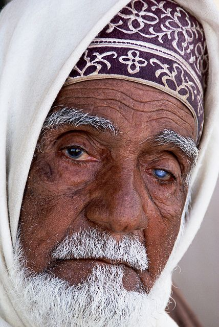 Old man Oman