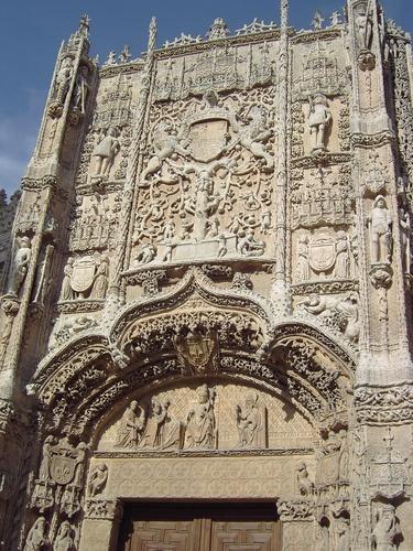 Colegio de San Gregorio, Valladolid, Spain. Now the Religious Sculpture museum  - which is an amazing visit.