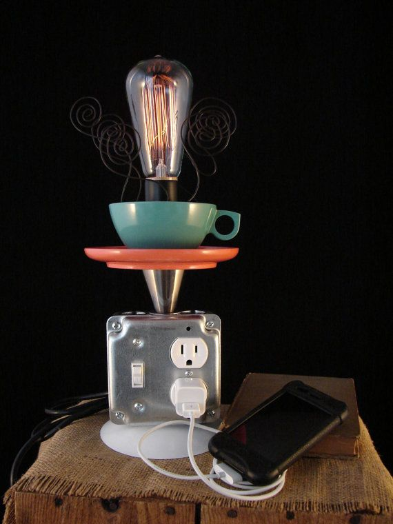 Best Unusual Lamps Images On Pinterest Lamp Light Projects