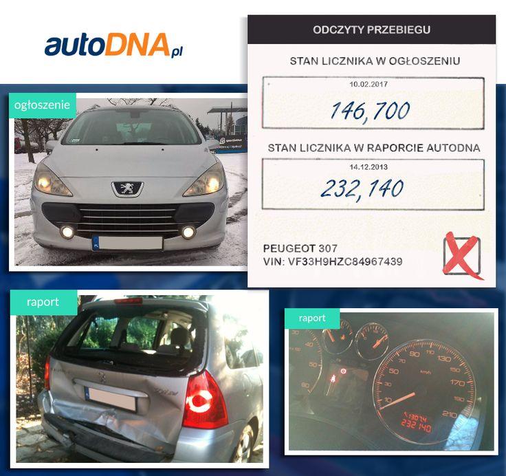 Baza #autoDNA - #UWAGA! #Peugeot 307  https://www.autodna.pl/lp/VF33H9HZC84967439/auto/1048b44e2a9c21cf3b9b87c25f33f69e17b726bb https://www.otomoto.pl/oferta/peugeot-307-sw-1-6-hdi-okazja-ID6yLitH.html