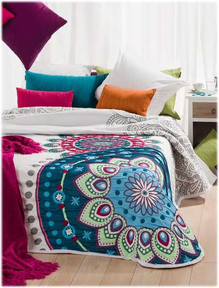 18 best home and bedding images on pinterest bedding - Desigual home decor ...