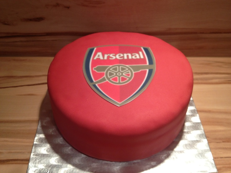 Arsenal Cake 2013