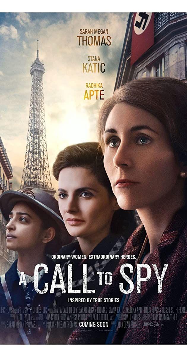 A Call To Spy 2019 Imdb Amazon Prime Video Movies Free Movies Online Stana Katic