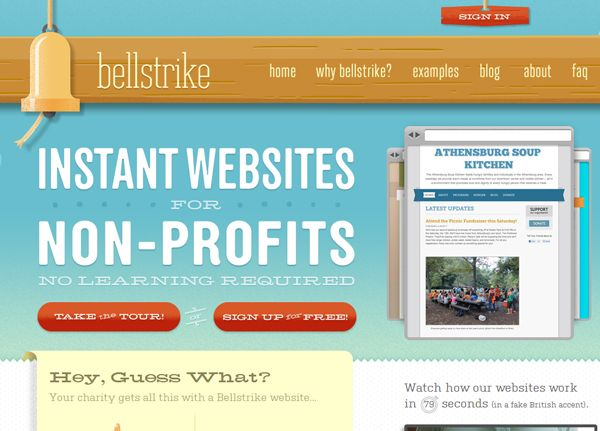 Website Designers For Nonprofit Organizations