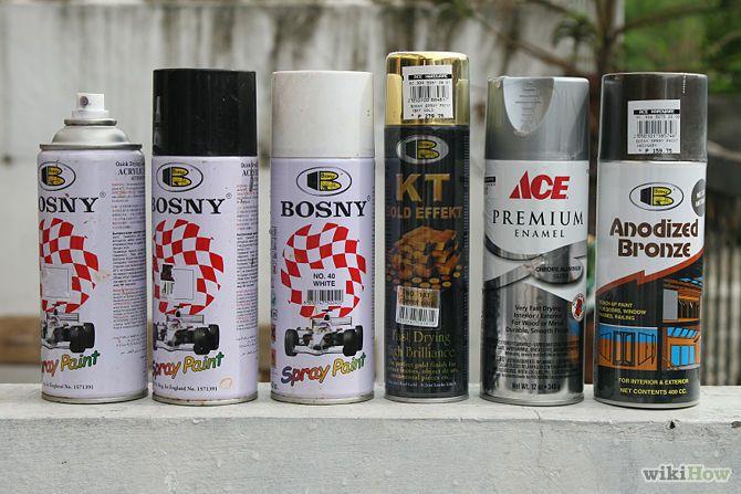 M s de 1000 ideas sobre metal con pintura en aerosol en - Pintura con spray ...