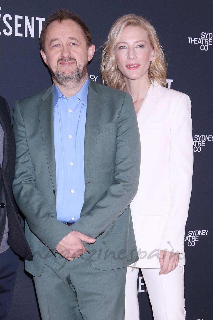 Cate Blanchett hará su debut en Broadway con esta adaptación de su marido, Andrew Upton, de la primera obra de Antón Chekhov.