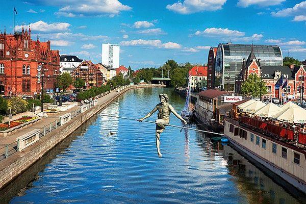 Groupon Travel - Bydgoszcz: Hotel Blisko Głównego Rynku