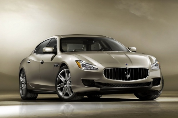 The Maserati 2014 Quattroporte Set to be Unveiled at the Detroit Auto Show | Hypebeast