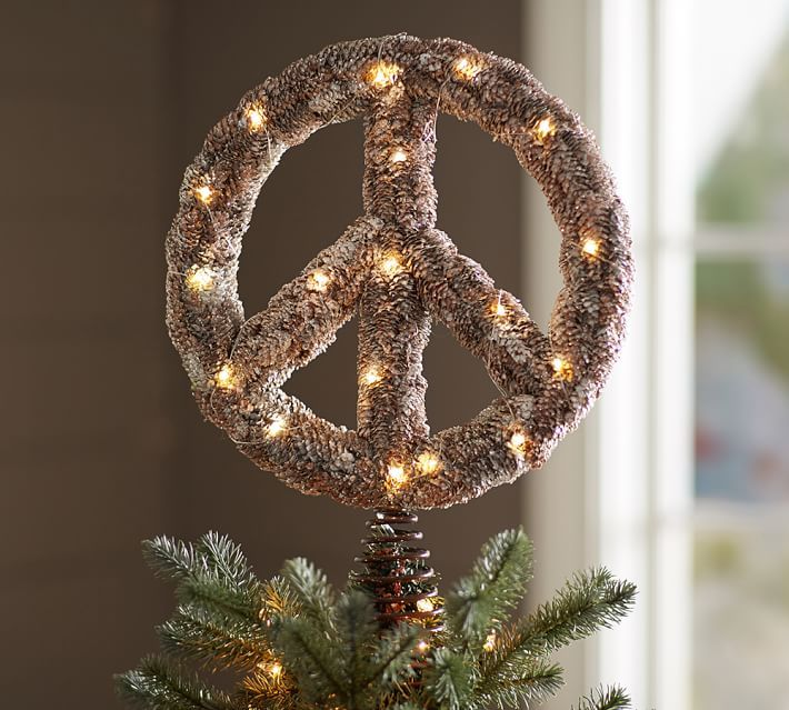 16 Best Our Peace Christmas Decor Images On Pinterest Christmas