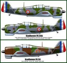 Bildergebnis für Profile Koolhoven FK-58