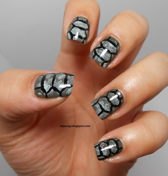 The 25 best turtle nail art ideas on pinterest turtle nails sea turtle nail art httpsmakeupbeelook prinsesfo Images