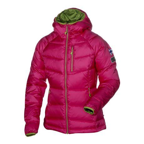 Halti Sija -takki on erittäin lämmin untuvatakki, jossa on istuva mitoitus ja upeat värivaihtoehdot. (299,95€) #Halti #DownJacket