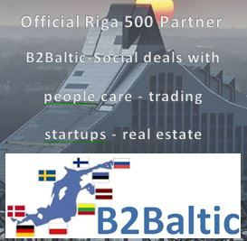 B2Baltic is one of the sponsor of Riga500 Event