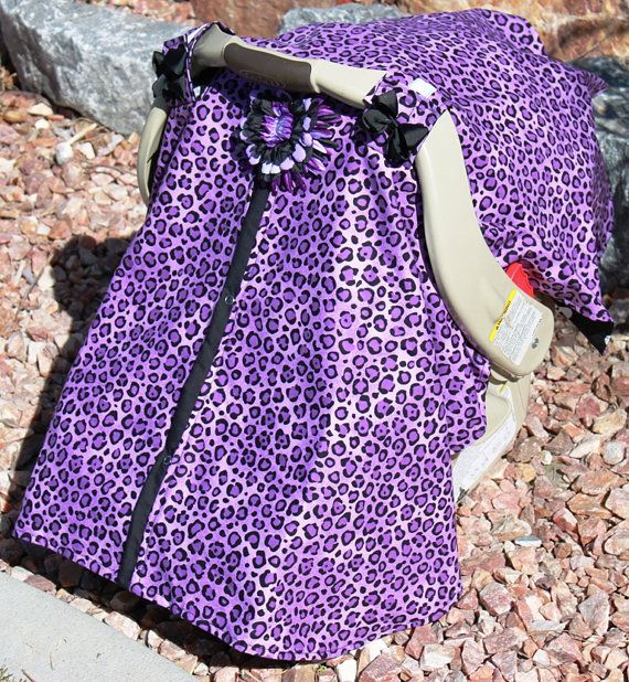 Baby Carseat Canopy Free Shipping Code Today By SooShabbyChic 3399