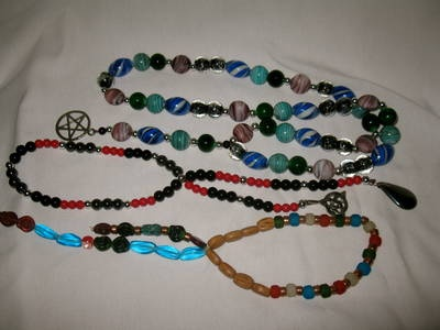How to Make Pagan Prayer Beads | Wicca Life!