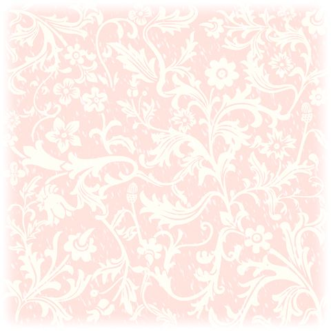 Free floral white and pink vintage scrapbooking paper - Scrapbook background free printables ...