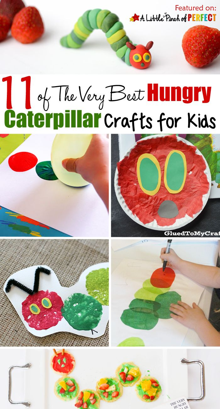 27 Of The Very Best Hungry Caterpillar Activities For Kids: A Helpful  Collection The Very