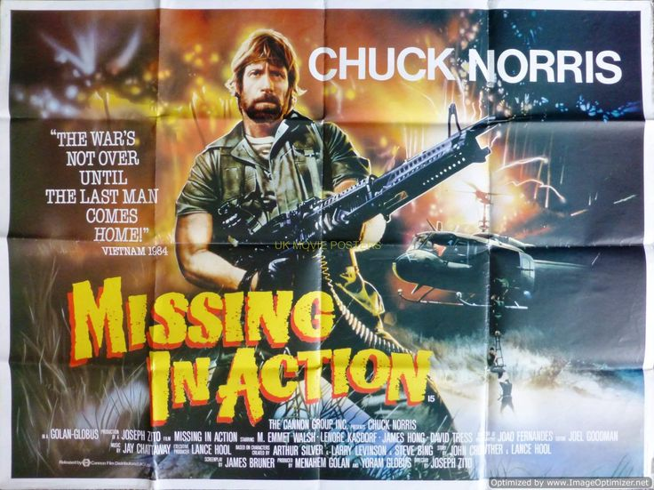 Missing in Action German Movie Poster Movies - Cold War Heroes - missing in action poster