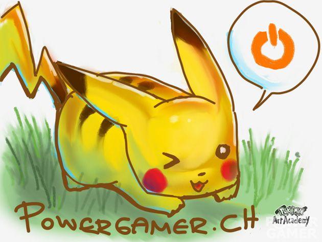 Review: Pokémon Art Academy