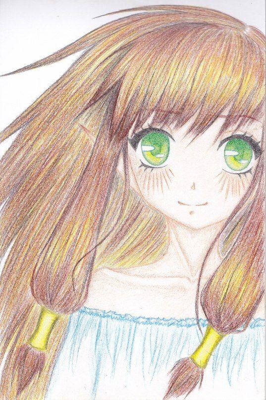 фото аниме рисунков
