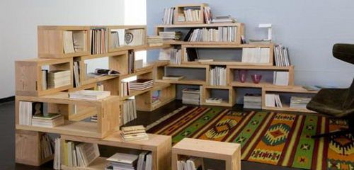 "Interactive, dynamic and innovative: The ""Playshelf"""
