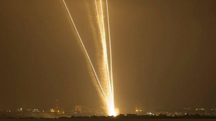 Δημιουργία - Επικοινωνία: Η Μέση Ανατολή στις φλόγες - Επιδρομές του Ισραήλ ...