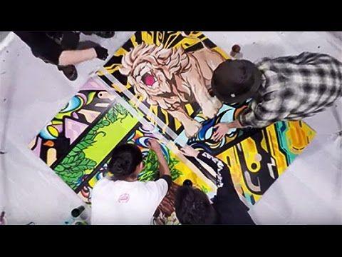 【何味?】Doritos × 輪派絵師団 コラボ 360°ムービー【これってドリトス?】